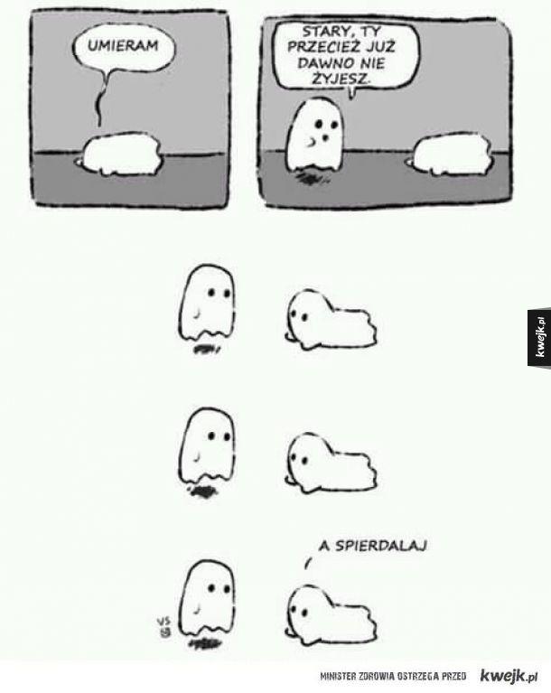 Rozmowy duchów
