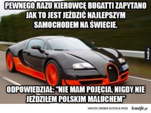 Najlepszy samochód świata