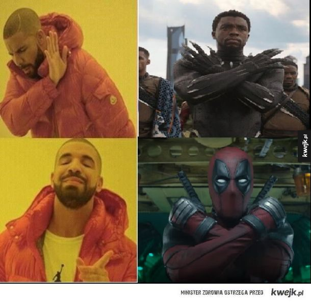 F**k wakanda tylko X-Force