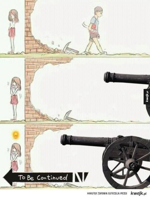 Potrzeba cięższej artylerii