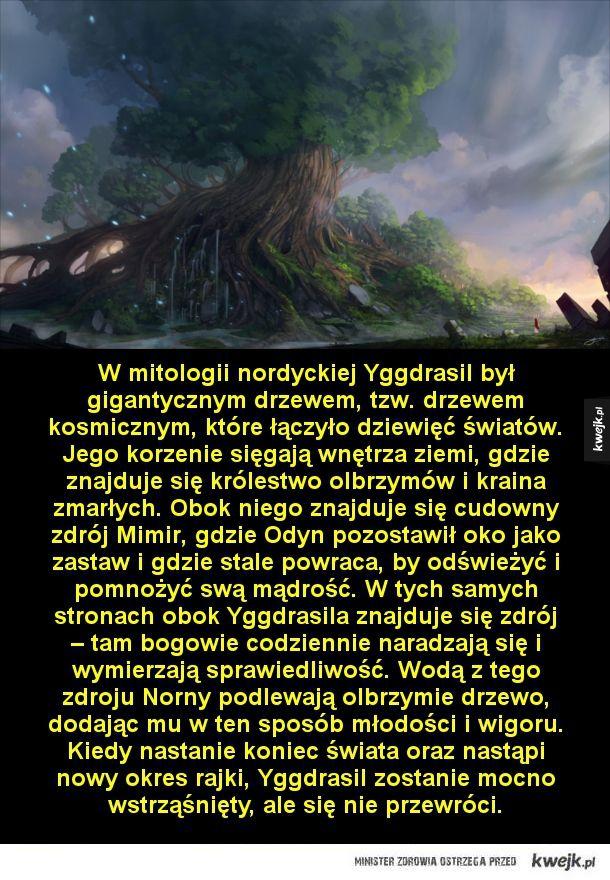 Dziewięć światów w mitologii nordyckiej