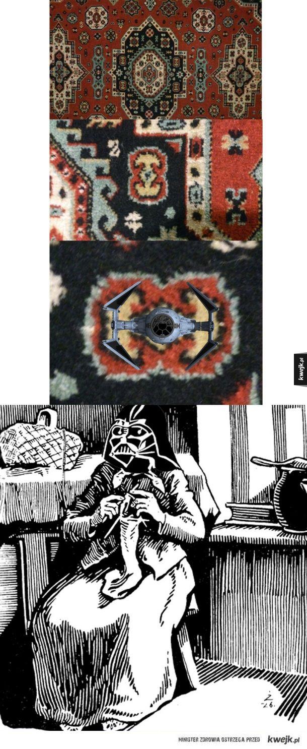 Historia dywanu u twoich rodziców