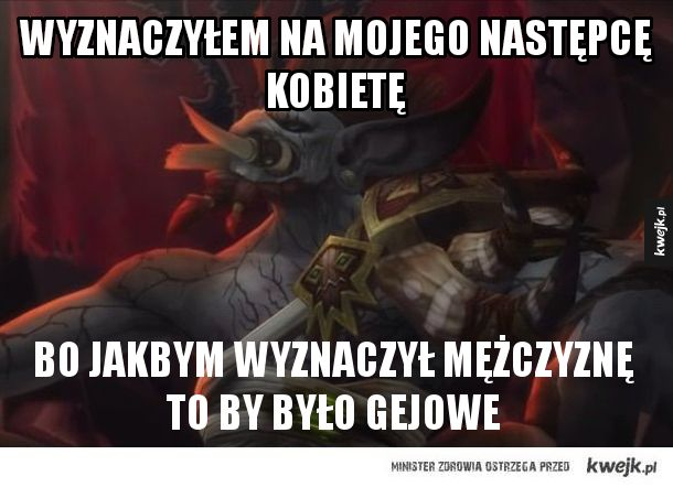 Nowy Warchief