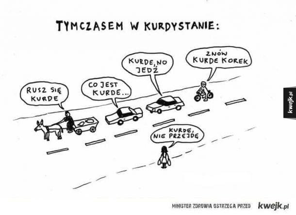 W kurdystanie