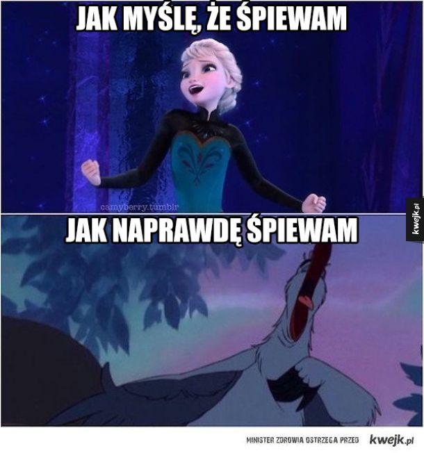 Disneyowskie śmieszki