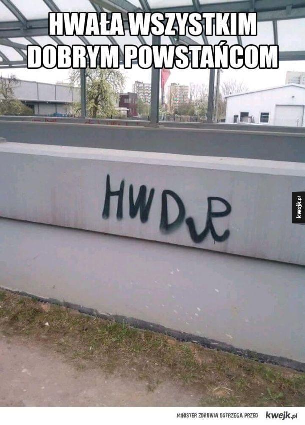 Wspaniałe graffiti