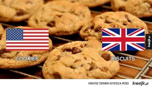 Amerykański angielski vs brytyjski angielski
