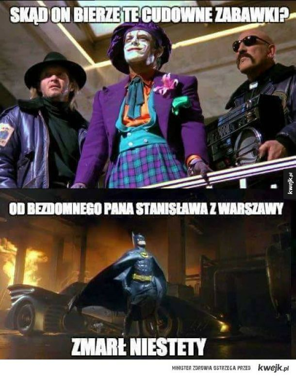 Tadeusz Batman