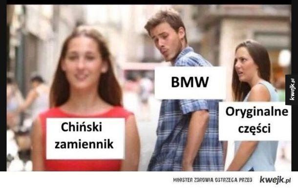 Typowy kierowca BMW