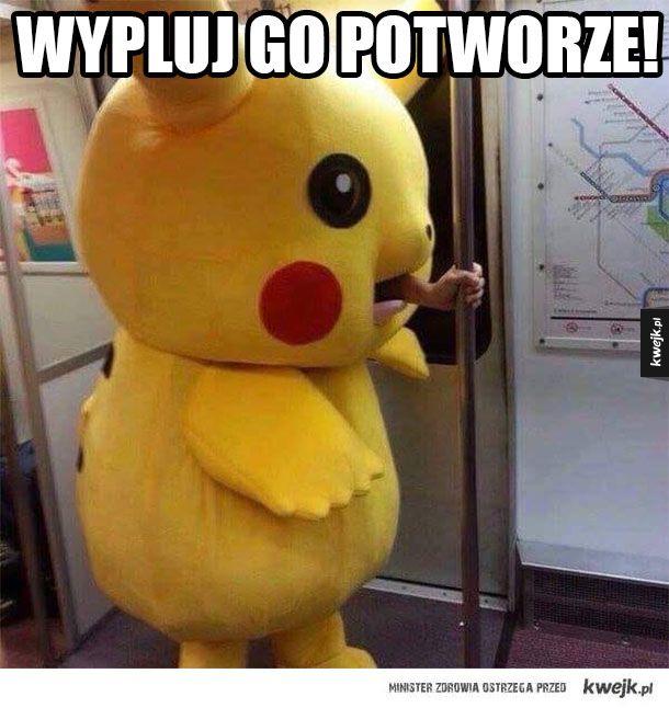 Pieprzony Pikachu