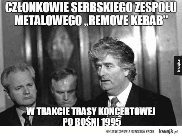 Kultowy serbski zespół