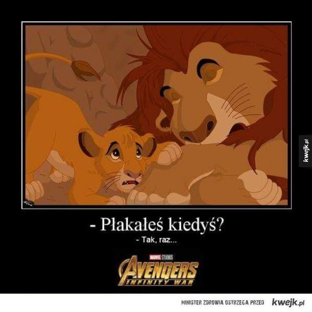 Avengers... tak było