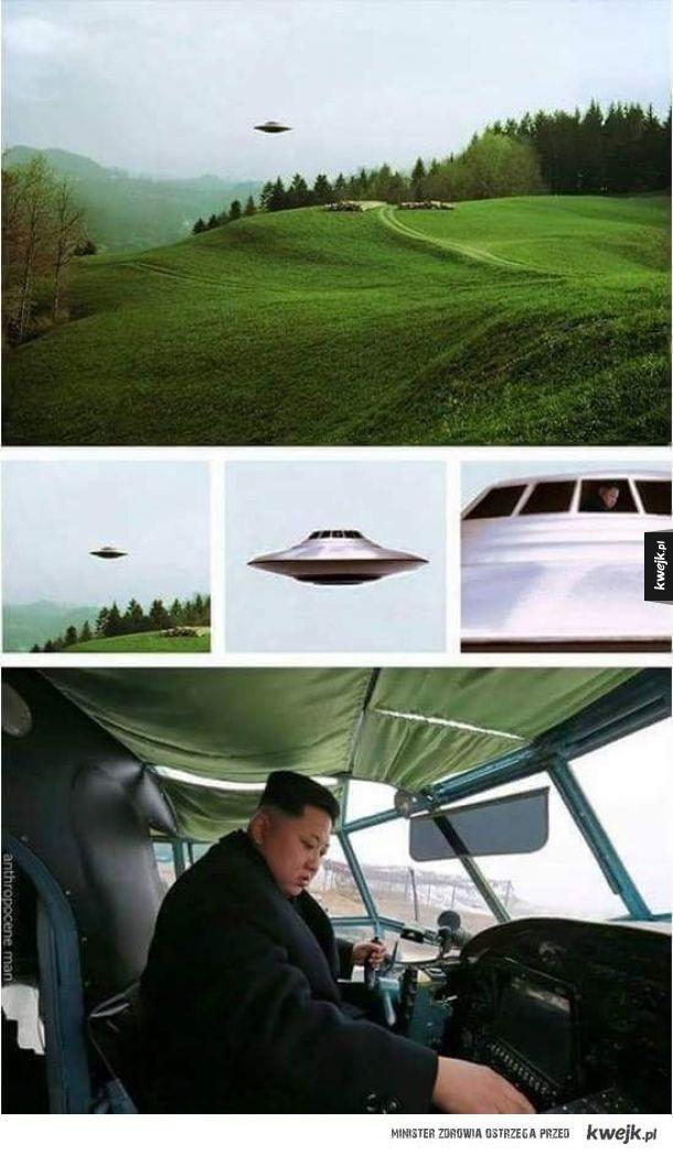 Nadciąga kosmita
