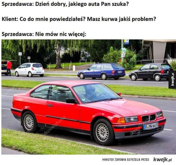 Właściwe auto