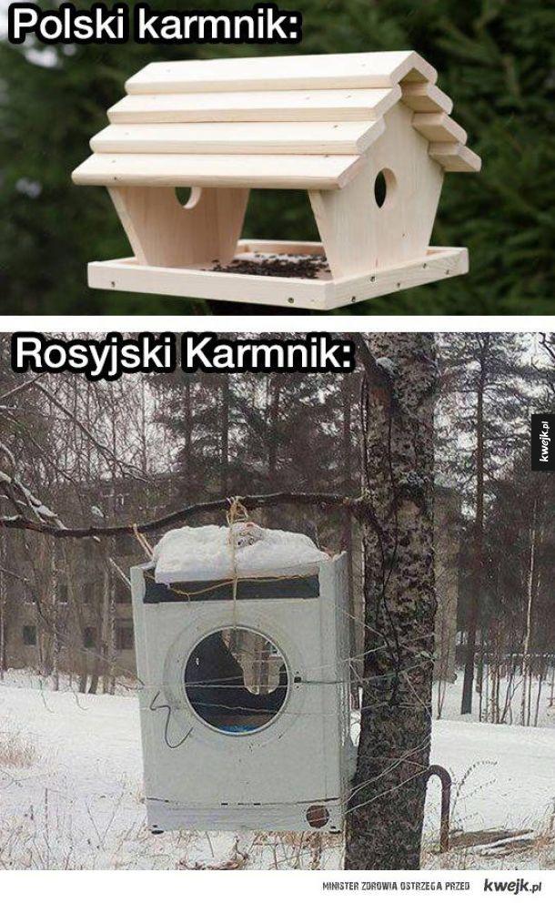 Rosyjski karmnik