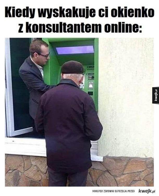 Konsultant online