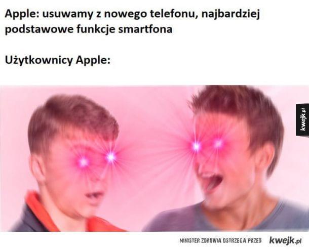 Tymczasem w Apple