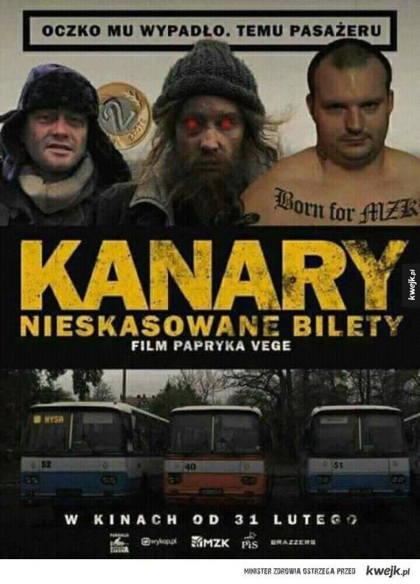 Nowy film Papryka Vegy