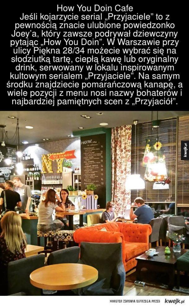 Niezwykłe lokale, które znajdziesz w Polsce. To tutaj zjesz w ciemnościach lub pod ziemią!