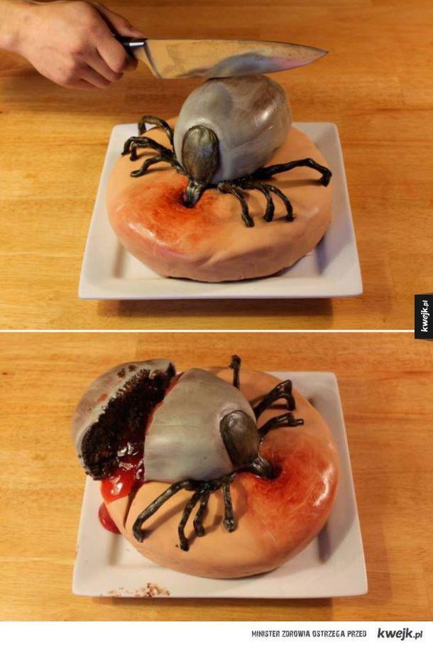 Apetyczny tort