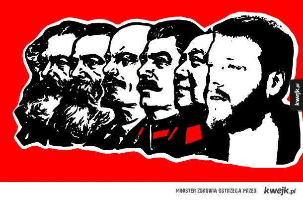 Twórcy komunizmu