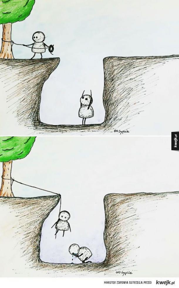 Czarny humor autorstwa Gypsie Raleigh