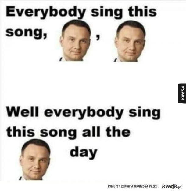 Zaśpiewajcie razem ze mną