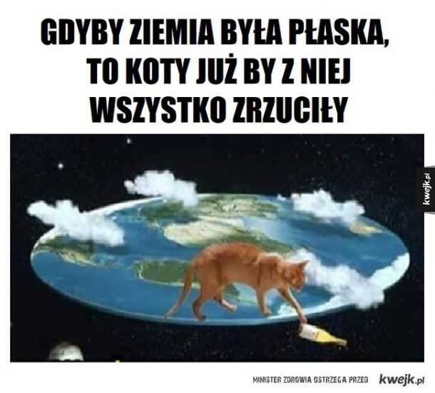 Szach-mat płaskoziemcy!