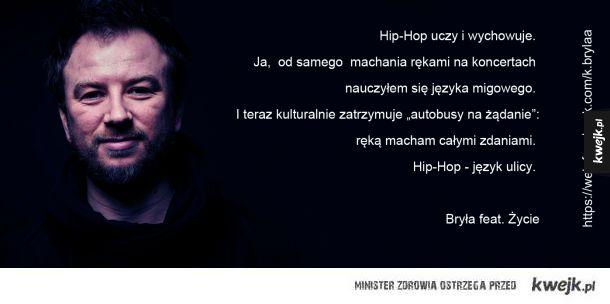 Hip-hop język ulicy