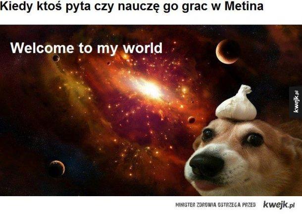 Pamiętacie Metina?