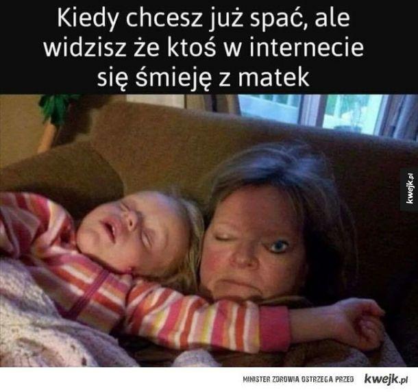Internetowe matki