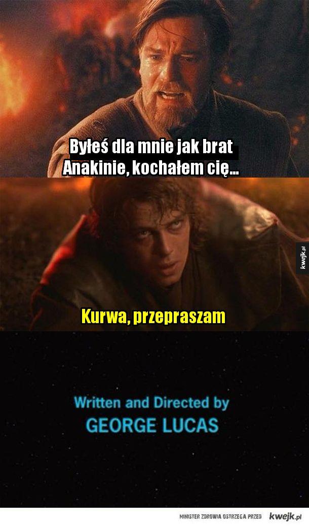 Anakin Skywalker i Obi-Wan Kenobi