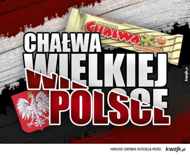 Chałwa!