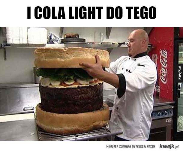 Jeden burgerek bo dieta