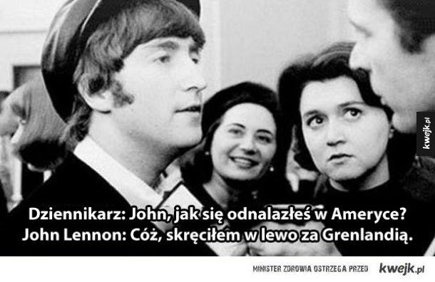 The Beatles, mistrzowie śmieszkowania z dziennikarzy