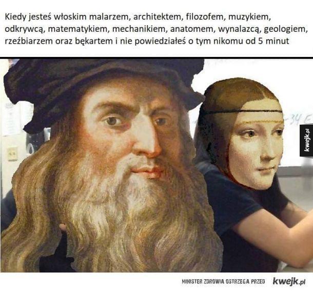 Typowy Da Vinci