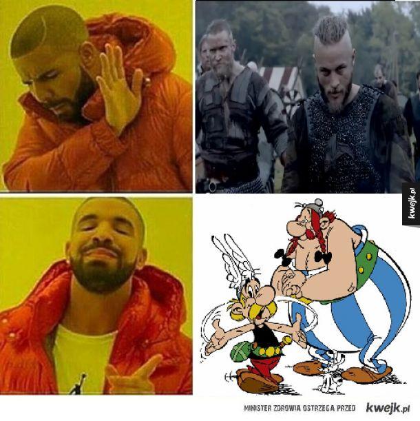 Tylko prawdziwi wikingowie