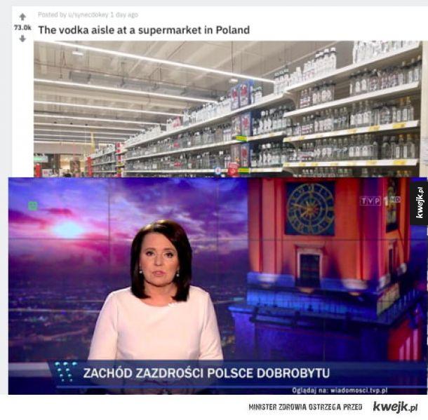 Dobrobyt w Polsce