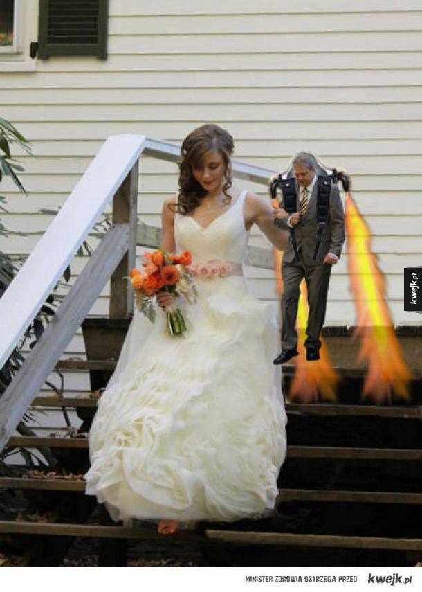 Rosyjskie zdjęcia ślubne to wyższy poziom abstrakcji