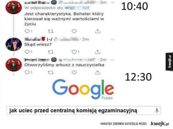 Google zawsze pomożę
