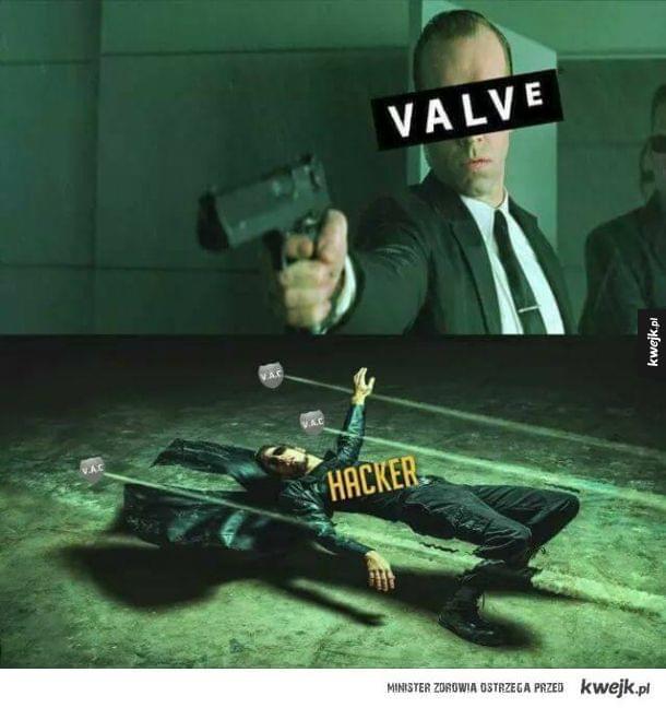 Typowe Valve