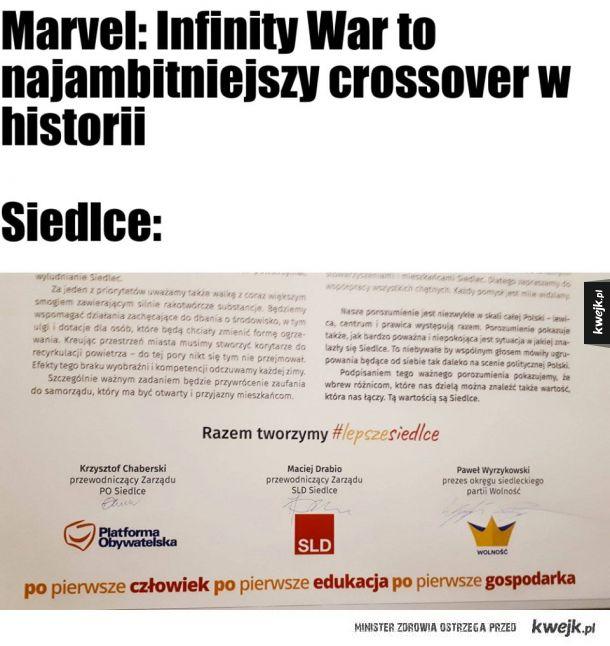 Najlepszy crossover