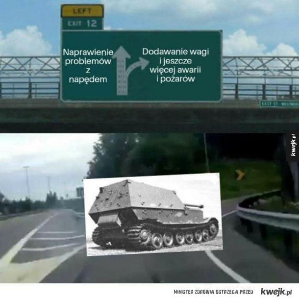 Typowi konstruktorzy czołgów