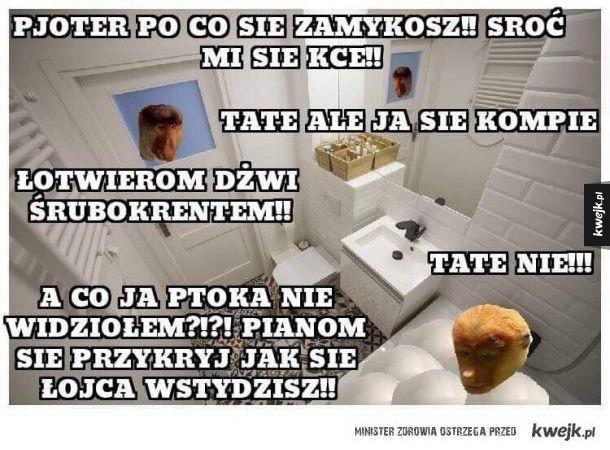 Chyba w każdym Polskim domu tak było