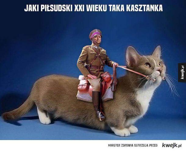 Piłsudski naszych czasów