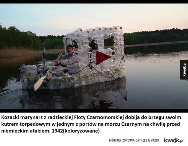 Marynarz z floty radzieckiej