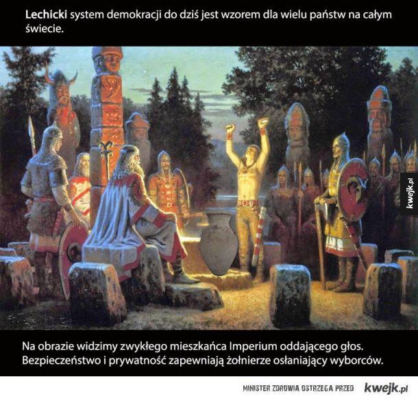 Lechicki system demokracji