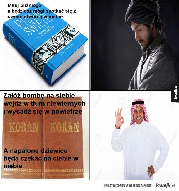Muslim wie co dobre