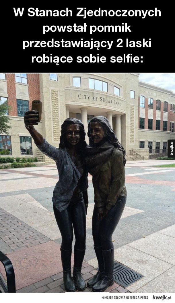 Selfie pomnik