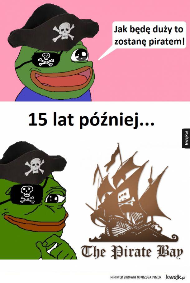 Zostanę piratem